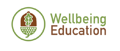 Wellbeing education logo